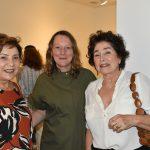 Rosilene Luduvico com Maria Clara e Christina Rodrigues