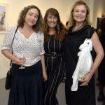 Sandra Birman, Myriam Glatt e Laura Burnier
