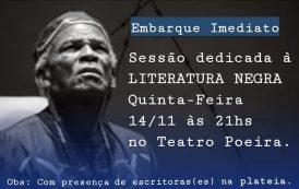 Conceição Evaristo participa de sessão temática de peça com Antonio Pitanga