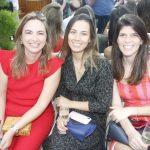 Simone Monteiro, Ana Pereira e Bruna Pietra
