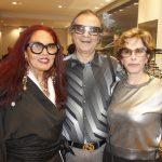 Tania Caldas, Jose Ronaldo Muller e Dorita Moraes Barros