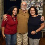 Thelma Tavares, Paulo César Feital e Fhernanda Fhernandes