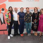 Thomaz Azulay, Mario Queiroz, Ana Ana Claudia Martins, Rick Yates, Marcia Disitzer e Leana Braga