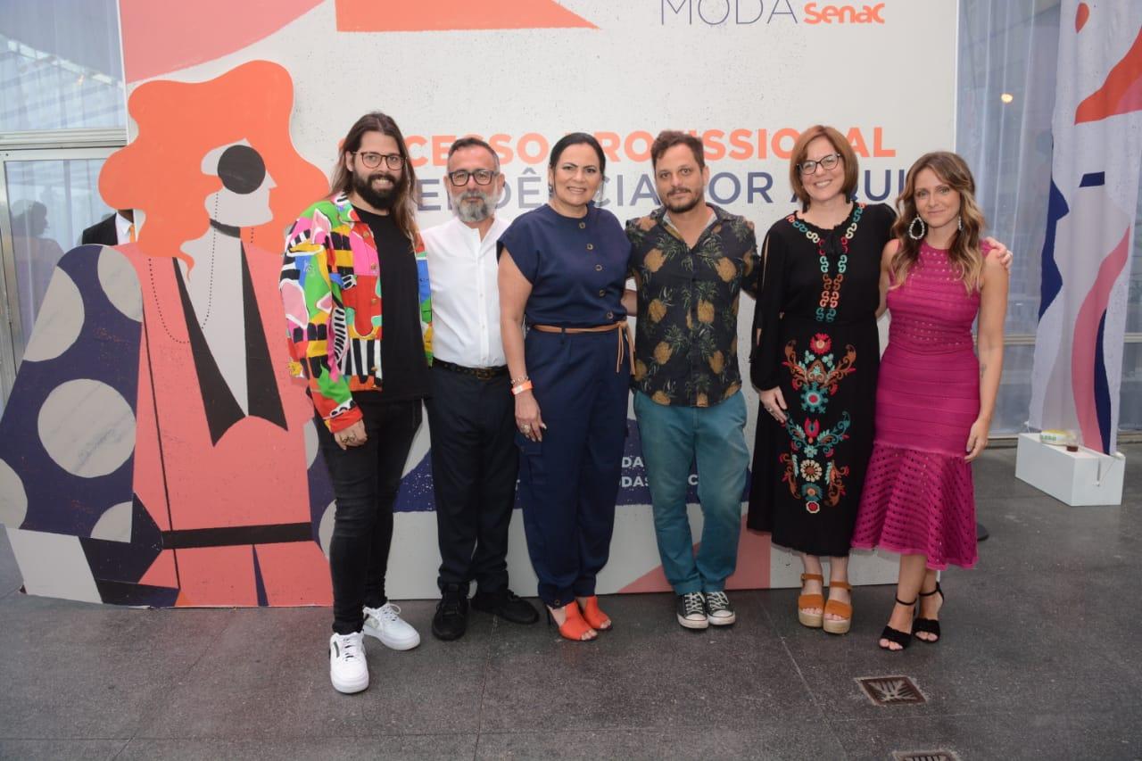 Concurso Senac RJ premia criações de novos talentos da moda