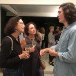 Valéria Costa Pinto, Flavia Finch, Luiz d'Orey