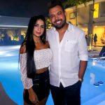 Vanessa Dias e Eduardo Muniz
