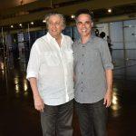 Waltercio Caldas e Franklin Pedroso