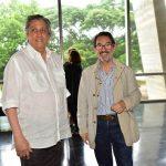 Waltercio Caldas e Marc Pottier