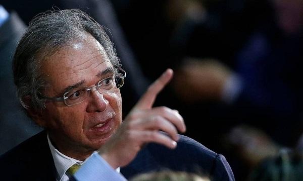O ministro Paulo Guedes, ao sugerir que os pobres brasileiros poupem dinheiro, foi de uma infelicidade total ( Foto O Globo)