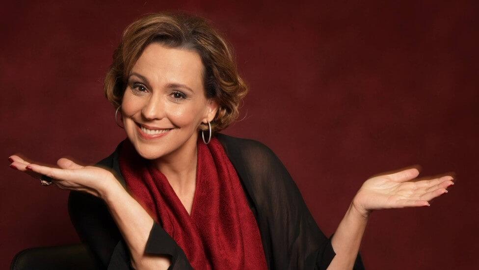 Ana Beatriz Nogueira: dupla jornada de trabalho