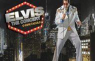 Elvis The Concert se apresenta no Teatro VillageMall