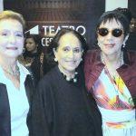 Ângela Alhante , Belita Tamoyo e Yacy Nunes