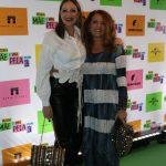 Alexandra Richter e Patricya Travassos