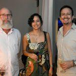 Alvaro Conteville, Vanessa Machado e renato sereno