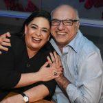Ana Claudia Roig e Ricardo Lopes