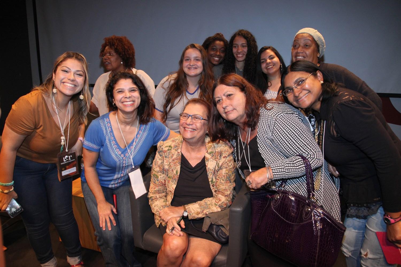 Bia Lessa e Ana Maria Machado participam do encerramento do encontro LER do Educador na Biblioteca Parque Estadual