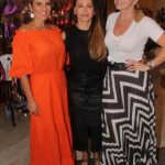 Ana Paula Barbosa, Patricia Dias e Nina Kauffmann