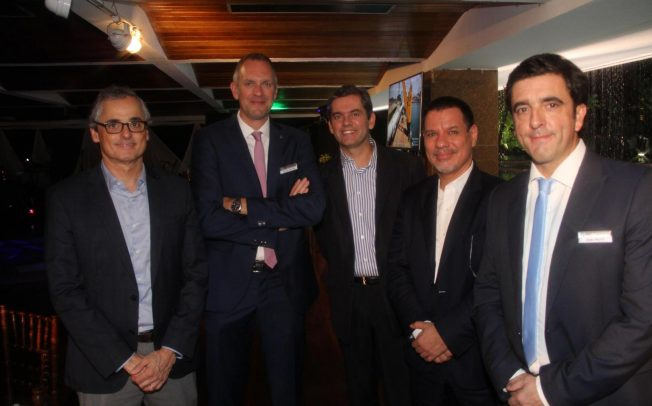 Festa da BBC Chartering do Brasil agita Iate Clube do Rio
