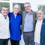 Antonio Mendel, Maria Bonomi Lauro Cavalcanti e Joel Coelho
