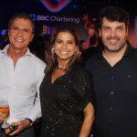 César Viana, Andrea Simonelli e Marcelo Ramos
