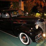Chevrolet 1939 que trouxe a noiva