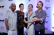 Première do filme de Gilberto Gil faz pré-estreia no Festival do Rio