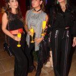 Daniela Defeudis, Milagros Lescano e Luciana Lima