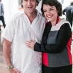 Ernesto Neto e Marcia Mello