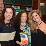 Flávia Souza Lima, Tânia Malheiros e Patricia Mellodi
