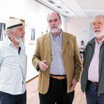 Glauco Campello, Vitor Botton e Glaucio Campelo