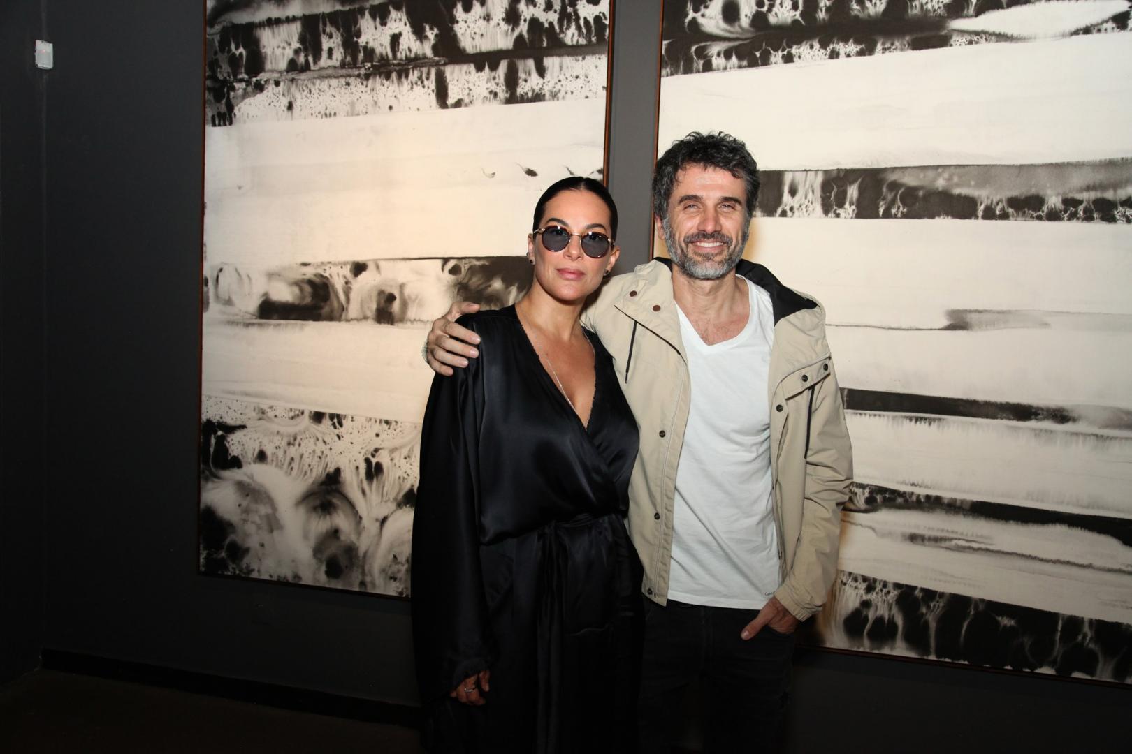 """Paula Klien abre, no Rio, a exposição """"Fluvius"""""""
