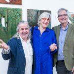 Joel Coelho, Maria Bonomi e Lauro Cavalcante