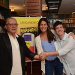 Jorge Salomão, Rita Capell e Filipe Maciel