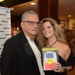 Jorge Salomão e Patricia Mellodi