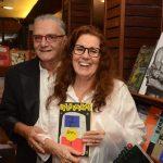 Jorge Salomão e Rosa Dias