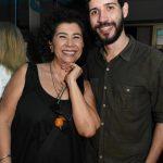 Kika Bernardes e Vitor Cunha