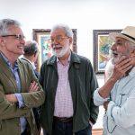 Lauro Cavalcanti, Glaucio Campelo e Glauco Campello