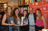 """Livraria da Travessa recebe lançamento do livro """"Desordem""""do autor Leonardo de Souza"""
