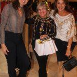 Lucia Maciel, Fatinha Tavares e Gisele Almeida