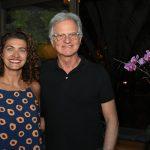 Luciene Ruiz e Claudio Pedalino