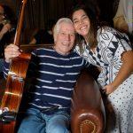 Luiz Claudio Martins e Luisa Martins