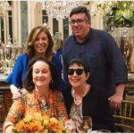 Beth Serpa, Yacy Nunes, Sylvia de Castro, José Liberado Júnior