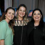 Maria Fernanda Baggio Carvalho, Leticia Annuza e Ana Claudia Roig