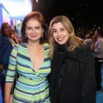 Narjara Turetta e Mylena Ciribelli