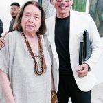 Nelida Piñon e Heckel Verri