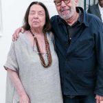 Nelida Piñon e Luiz Aquila