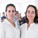 Patricia Toscano e Ursula Tautz