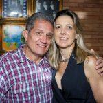 Paulo Nobre e Andréa Pontes