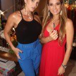 Rafaela Muget e Adriana Alves