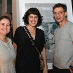 Renata Doha, Adriana Moura e André Piva